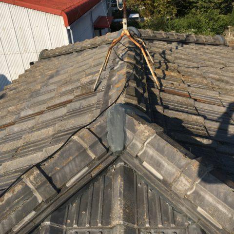 4-屋根葺き替え工事-4