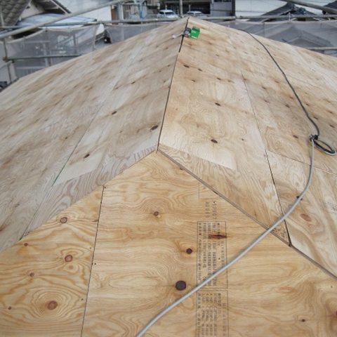 7-屋根葺き替え-2
